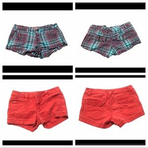 Shorts - Size 5 Junior's Short Set (2)
